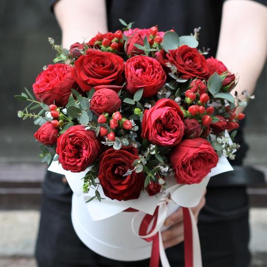 Красочная Крис: букеты цветов на заказ Flowwow