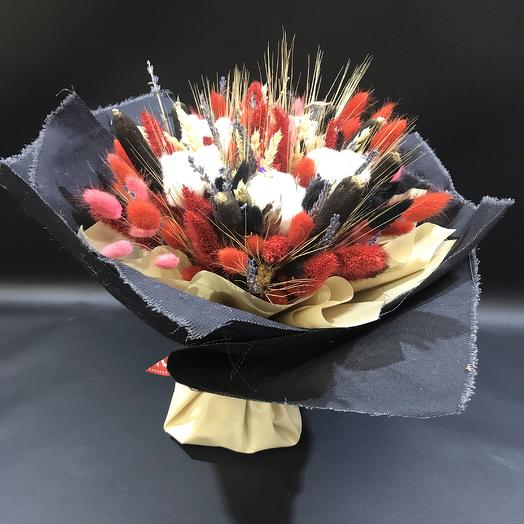 Полевой привет: букеты цветов на заказ Flowwow
