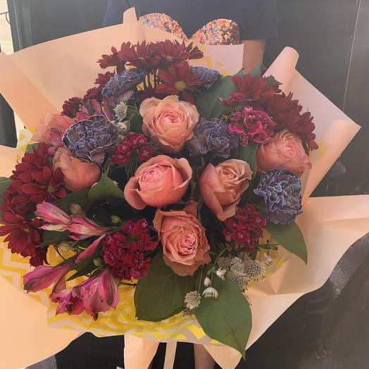 Grandiose: букеты цветов на заказ Flowwow