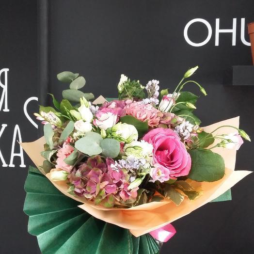 В знак благодарности: букеты цветов на заказ Flowwow
