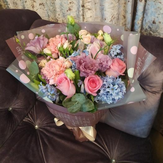 Весна 2: букеты цветов на заказ Flowwow