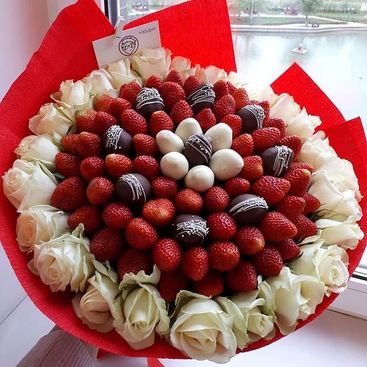 Букет КОРОЛЕВСКИЙ: букеты цветов на заказ Flowwow