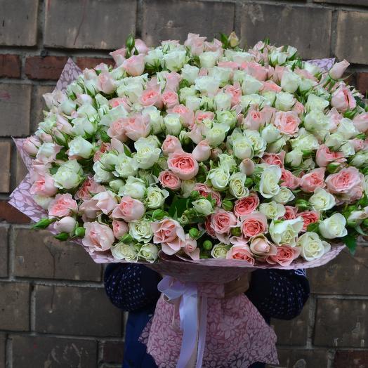 Воздушный букет для мамы: букеты цветов на заказ Flowwow