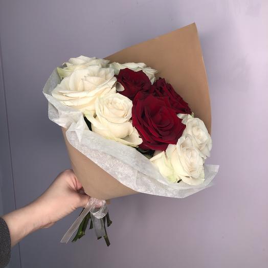 Букет номер 2917: букеты цветов на заказ Flowwow