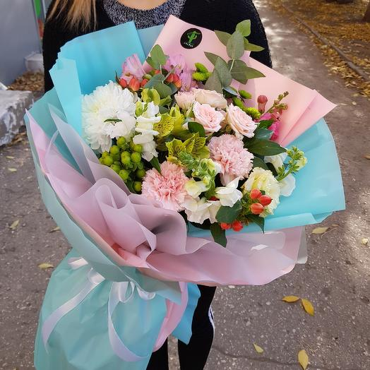 The cloud of happiness: flowers to order Flowwow