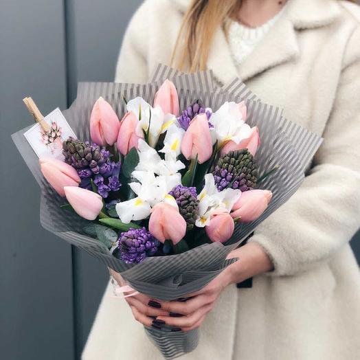 Тина: букеты цветов на заказ Flowwow
