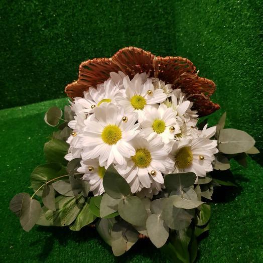 Моей ЖЕМЧУЖИНКЕ: букеты цветов на заказ Flowwow