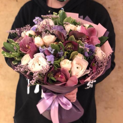 """Букет """"От всей души"""": букеты цветов на заказ Flowwow"""