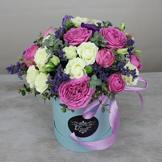 Очарование Лондона: букеты цветов на заказ Flowwow