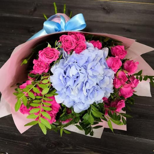 Букет цветов «Первое свидание»