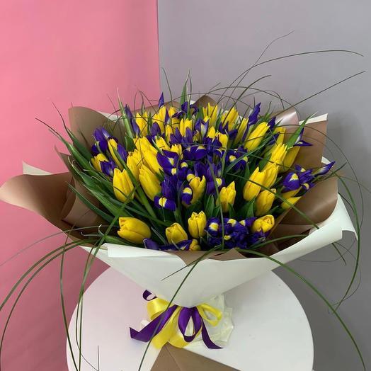 "Букет ""Весна"""