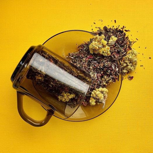 Травяной чай «Заряд энергии»