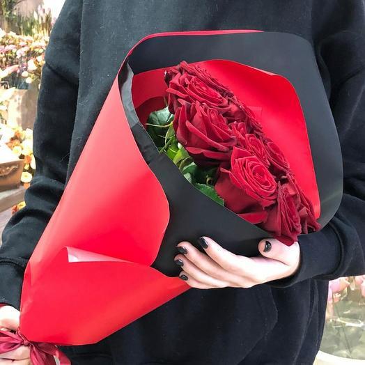 Bold bouquet 🔥