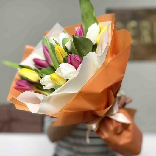 Букет тюльпанов Астелита