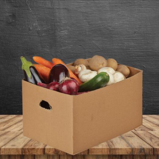 Овощной продуктовый  набор ЭКО для гриля