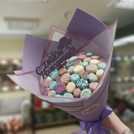 Шамеллоуз в шоколаде