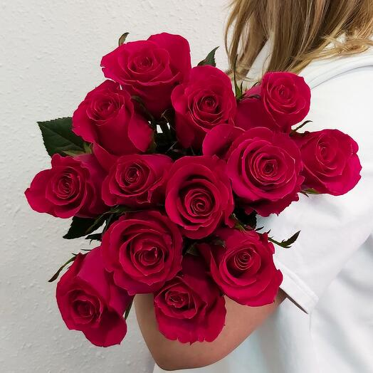 Роза (одногол.) Gocha 60 см - 13 шт