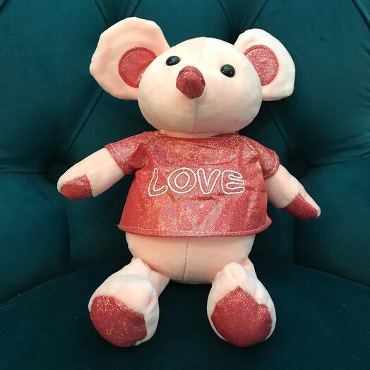 Мышка LOVE