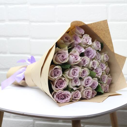 Букет из 29 розы