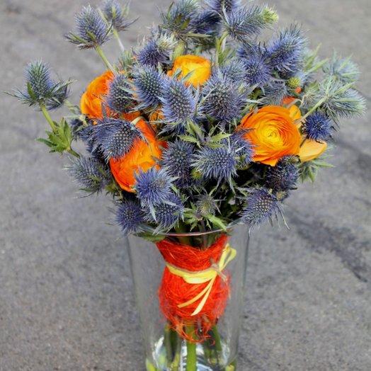 Учкудук: букеты цветов на заказ Flowwow