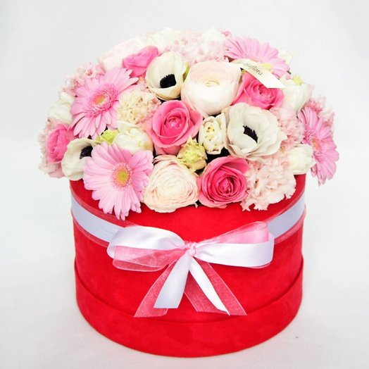 Твоя нежность / Your tenderness: букеты цветов на заказ Flowwow