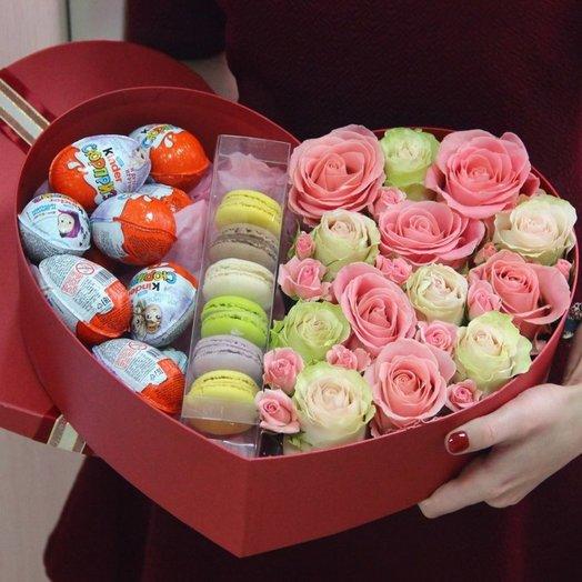 Happiness: букеты цветов на заказ Flowwow