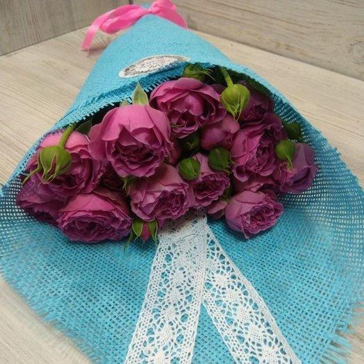 Леди Бомбастик: букеты цветов на заказ Flowwow