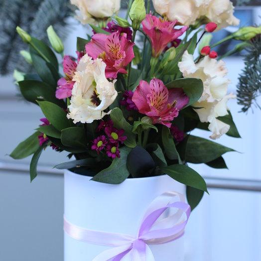 Хорошее настроение: букеты цветов на заказ Flowwow