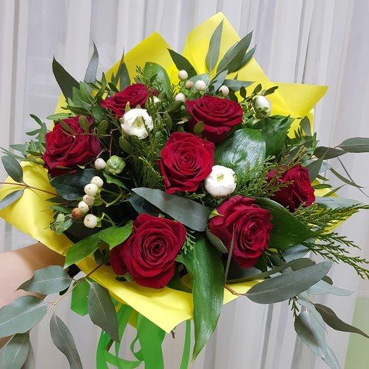 21: букеты цветов на заказ Flowwow