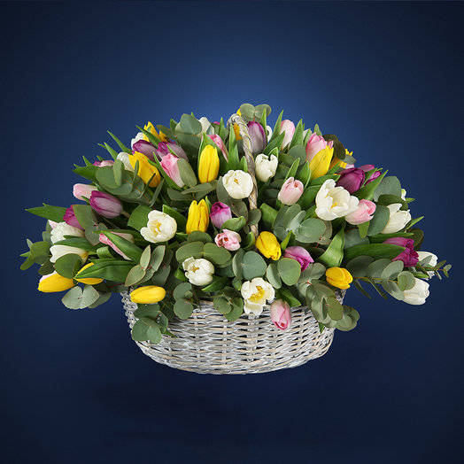 Большой сюрпиз: букеты цветов на заказ Flowwow