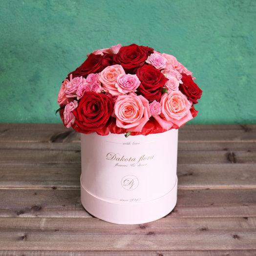 Гран роуз: букеты цветов на заказ Flowwow