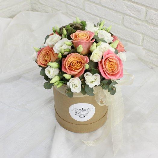 Мечта 2: букеты цветов на заказ Flowwow