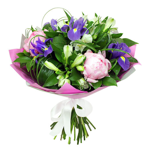 Букет Райские облака: букеты цветов на заказ Flowwow