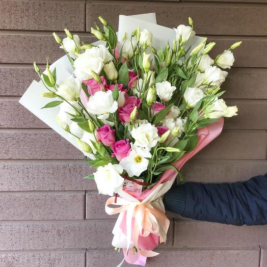 Букет цветов Flyer: букеты цветов на заказ Flowwow
