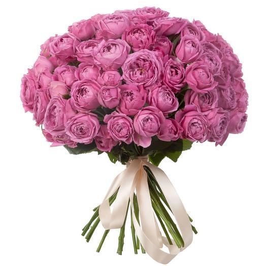 Мисти баблс premium: букеты цветов на заказ Flowwow