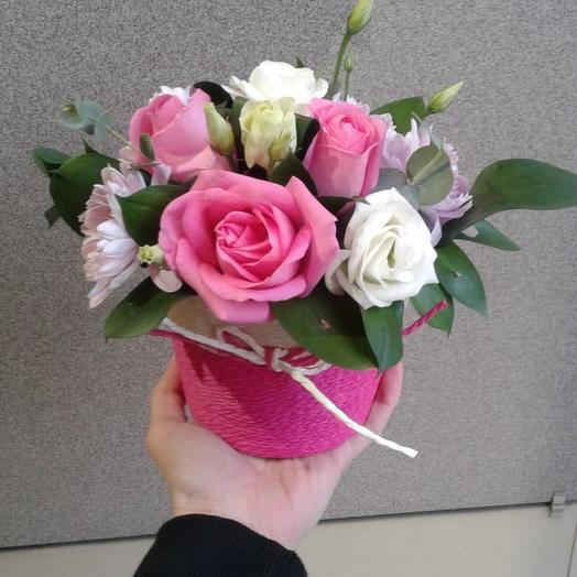 Самой любимой в мире: букеты цветов на заказ Flowwow