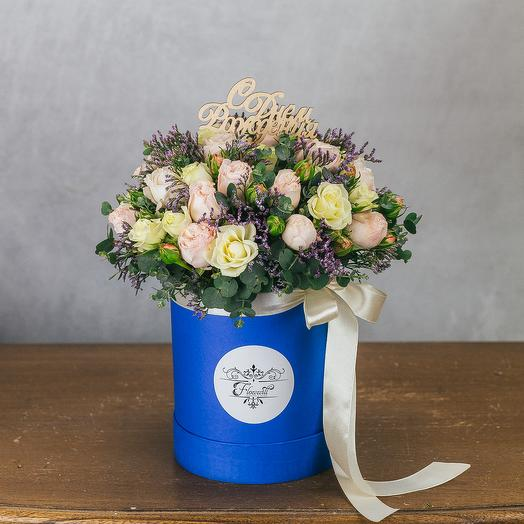 Нежность 2: букеты цветов на заказ Flowwow
