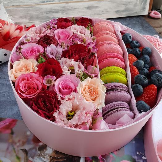 Айриш крем: букеты цветов на заказ Flowwow