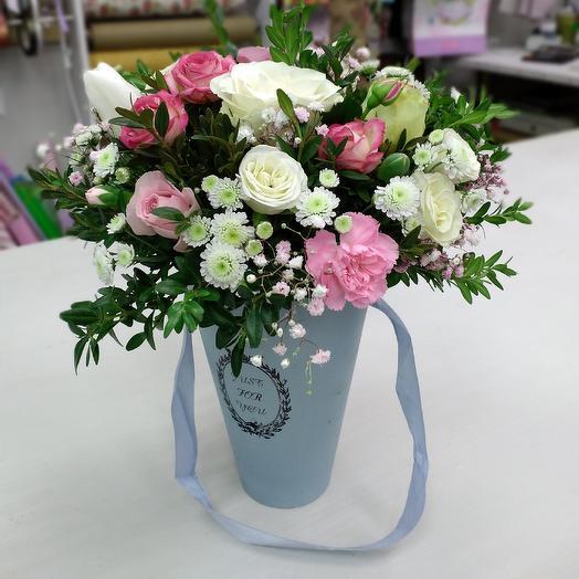 Композиция 14: букеты цветов на заказ Flowwow