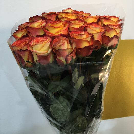 Orange Magic: букеты цветов на заказ Flowwow