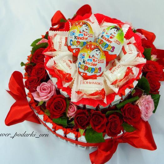 Тортик «Вдохновение»