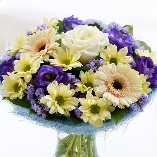 Меланья: букеты цветов на заказ Flowwow