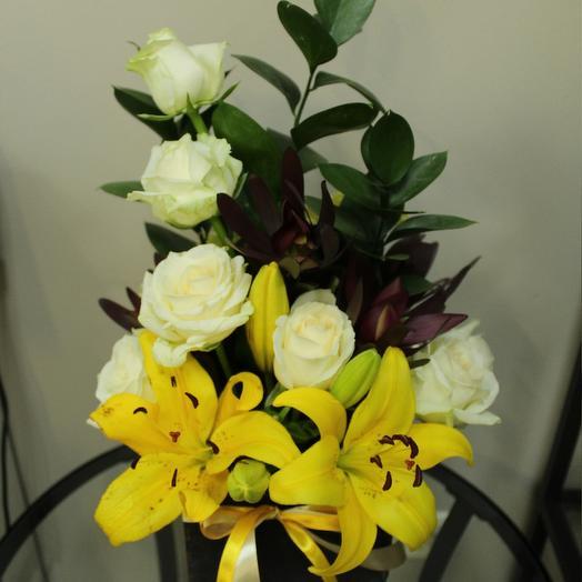 Деликатность: букеты цветов на заказ Flowwow
