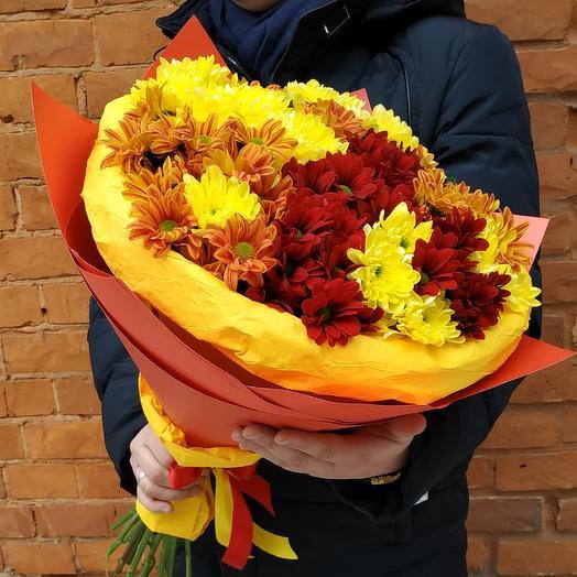 Пламя из искры: букеты цветов на заказ Flowwow