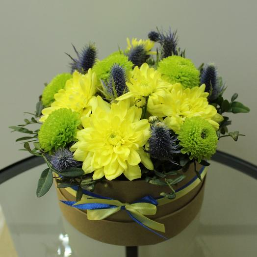 Ясный денёк: букеты цветов на заказ Flowwow