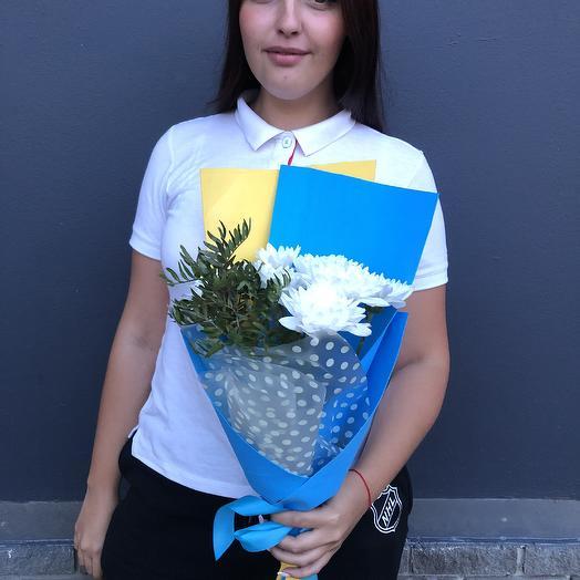 Мини комплимент: букеты цветов на заказ Flowwow