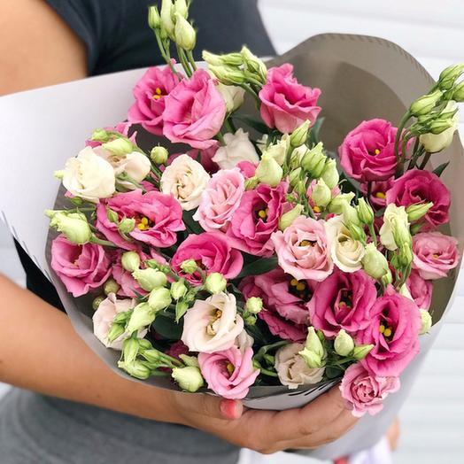 "Букет ""Малиновый Джем"": букеты цветов на заказ Flowwow"