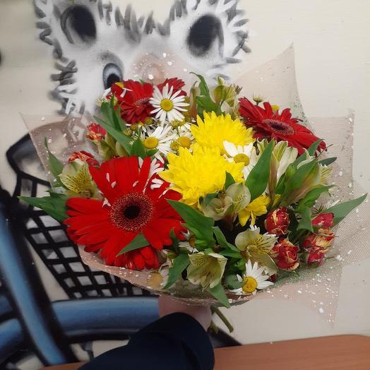 Пышная классика: букеты цветов на заказ Flowwow