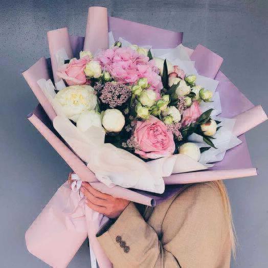 Милая леди: букеты цветов на заказ Flowwow