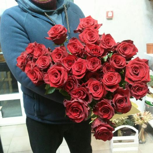Охапка: букеты цветов на заказ Flowwow